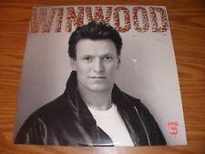"""STEVE WINWOOD """"ROLL WITH IT"""" 1988 VIRGIN 90946"""