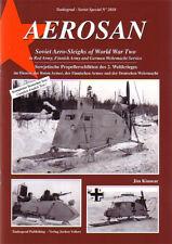 TANKOGRAD 2010 AEROSAN SOVIET AERO-SLEIGHS OF WORLD WAR TWO