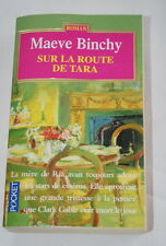 SUR LA ROUTE DE TARA-MAEVE BINCHY LIVRE DE POCHE 2001
