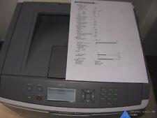 Lexmark E460DTN-Top Zustand -Ab 12.342-62.000 Seiten ausgedrückt,inkl.toner