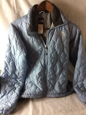 The North Face Womens XS Polartech RN #61661 Jacket Light Blue