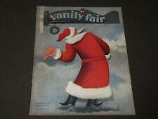 1935 DECEMBER VANITY FAIR MAGAZINE - SANTA CLAUS COVER - COVARRUBIAS - F 468
