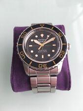 SEIKO 5 SNZH57 Men's Automatic Custom Fifty Five Fathoms Yobokies Dial Watch