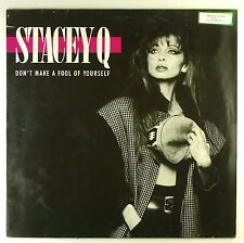 "12"" Maxi - Stacey Q - Don't Make A Fool Of Yourself - A4271 - washed & cleaned"