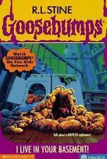 I Live in Your Basement (Goosebumps - 61)