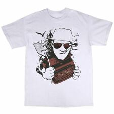 Hunter S. Thompson T-Shirt 100% Cotton Hell's Angels Fear And Loathing