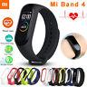 Original Xiaomi Mi Band 4 BT5.0 Smart Armband Herzfrequenz Fitness Tracker lot