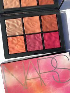 NIB Nars Exposed Cheek Palette - 6 shades of Blush