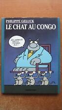 LE CHAT AU CONGO - E.O. - PHILIPPE GELUCK - CASTERMAN -1993-