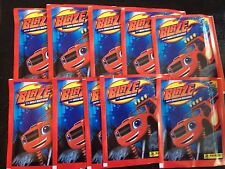 50 Packets Packs of Blaze and the Monster Machine Stickers Panini