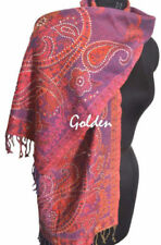 Paisley Beaded Women's Scarves and Shawls