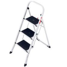 Hailo Klapptritt K 20 3-Stufen Stahlrohr Leiter Nr. 4397-901