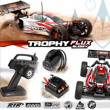 HPI Racing 1/8 Brushless 4WD Trophy Flux Buggy RTR w/ 2.4GHz Transmitter 107016