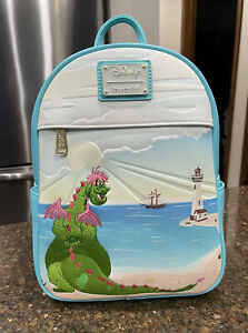 Loungefly Disney Pete's Dragon Mini Backpack NWT *Hard To Find