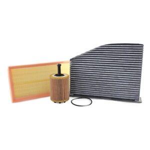 MANN-FILTERAir Oil Cabin Filters RAPKIT464 fits VW GOLF MK V 1K1 2.0 TDI 16V