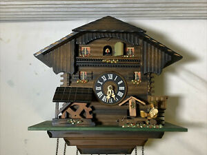 Cuckoo Clock Vintage Regula A25-86
