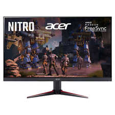 "NEW Acer Nitro Gaming VG270 27"" FHD IPS AMD Freesync 75Hz 1ms LED Monitor HDMI"