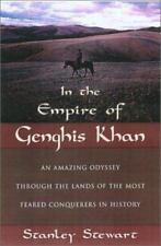 In The Empire of Genghis Khan: An Amazing Odyssey Through the Lands of-ExLibrary