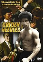 GOLDEN NEEDLES ~ JIM KELLY ---Blaxplotation 70'S BLACK CLASSICS NEW DVD