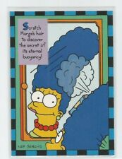 1994 Skybox The Simpsons Series 2 Smell-O-Rama chase card # 1 of 10