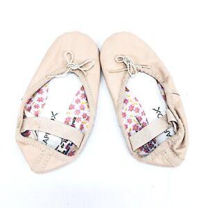 Capezio Daisy 205 C Ballet Shoe, Ballet Pink Little Girls 10.5 N