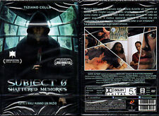 SUBJECT 0 - SHATTERED MEMORIES - DVD (NUOVO SIGILLATO)