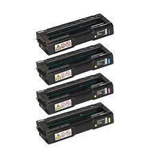 4PK Toner for Ricoh SP C311N C312DN C320DN SPC320DN SP C231  SP C232 Toner YMCM
