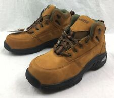 7e613e794e8c90 Converse Work Leather Hiker Boots Women s SIZE 7 W Composite Toe Slip Safety  NEW