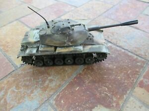 Vintage Corgi Toy M60 A1 Medium Tank