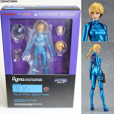 [USED] figma Samus Aran Zero Suit ver. Metroid Other M Figure Max Factory Japan
