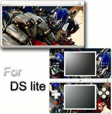 Transformers Optimus Prime SKIN STICKER for DS LITE #1