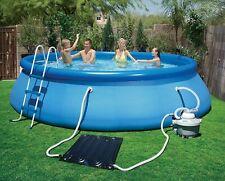 🔥🔥Intex Solar Mat Above Ground Swimming Pool Water Heater - Black   28685E🔥🔥