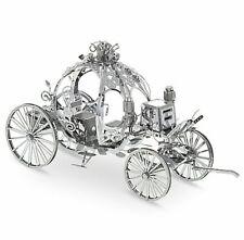 Disney Parks Cinderella Carriage 3D Metal Earth Model Kit NEW
