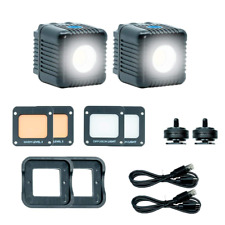 Lume cube 2.0 Tragbares Led-Licht - Dual Zwei Pack