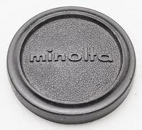 Minolta -  Objektivdeckel Deckel Cap Lens cap 57mm