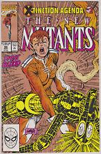 NEW MUTANTS#95 VF/NM SECOND PRINT 1990 MARVEL COMICS