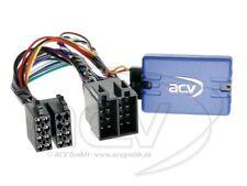 Adaptateur volant télécommande peugeot 206/307/406/607/807 partenaires pour JVC