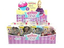 Dessert Divas Scented Dolls Assorted Surprise Change from Cupcake to Diva 1 Doll