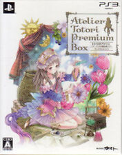 [FROM JAPAN][PS3] Atelier Totori The Adventurer of Arland Premium Box [Japan...