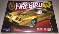 MPC 1979 Pontiac Firebird 1/16 scale plastic model car kit new 862