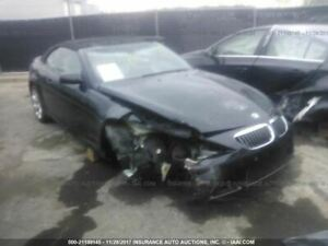 Speedometer Cluster MPH US Market Fits 04-05 BMW 645i 1530287