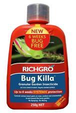 BUG KILLA RICHGRO 250g Controls Garden Insecticide Bug Aphids Beetle Larvae