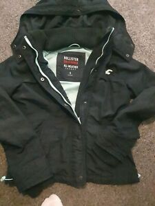Hollister jacket small