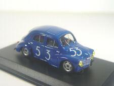 "Renault 4 CV  ""Bol d'Or  - Eligor Modell 1:43 - #285 - gebr."