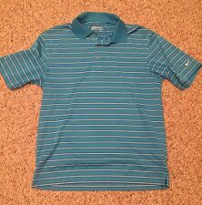 Men's Nike Dri Fit Golf Shirt Sz; Medium