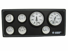 Boat Instrument Dash Gauge Panel Mercury/Mercruiser I/O Boat Motor Engine