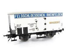 MTH 20-90907D Güterwagen Bierwagen Brauerei Feldschlösschen Spur 0