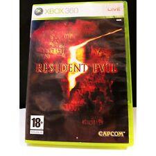 RESIDENT EVIL 5  (Italiano) [XBOX360] Negozio JoyGames
