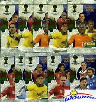(10) 2014 Panini Adrenalyn XL World Cup Brazil Factory Sealed Booster Packs !!