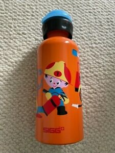 SIGG Water Bottle -  Fire - 0.4L - Brand New